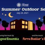Tony Hagood Jazz Quartet & Ferris Bueller's Day Off