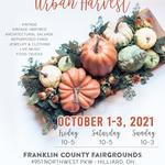 "Vintage Market Days of West Columbus Presents ""Urban Harvest"""