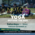 Event photo for: Yoga Outside the Box @MPACC