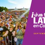 Event photo for: ¡Viva Festival Latino en Concierto!