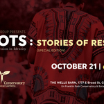 Event photo for: ROOTS: An Open Expression in Identity| Stories of Resilience (Special Edition)