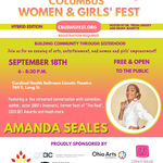 Event photo for: Columbus Women & Girls 'Fest Part II