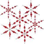 Beaded Snowflake Workshop