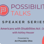 Event photo for: Possibility Talks: Americans with Disabilities Act 101