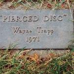 Pierced Disk