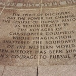 Christopher Columbus Discovery Monument