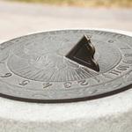 Replica of the Mount Vernon Sundial