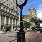Gay Street Clock