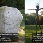 Sanguine Standing Stone and Jaunty Hornbeam