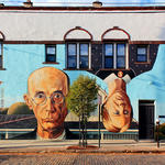 Short North Gothic Mural