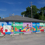 NNEMAP Food Pantry Mural