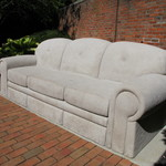 Limestone Sofa