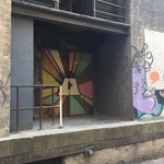 Pearl Alley Murals