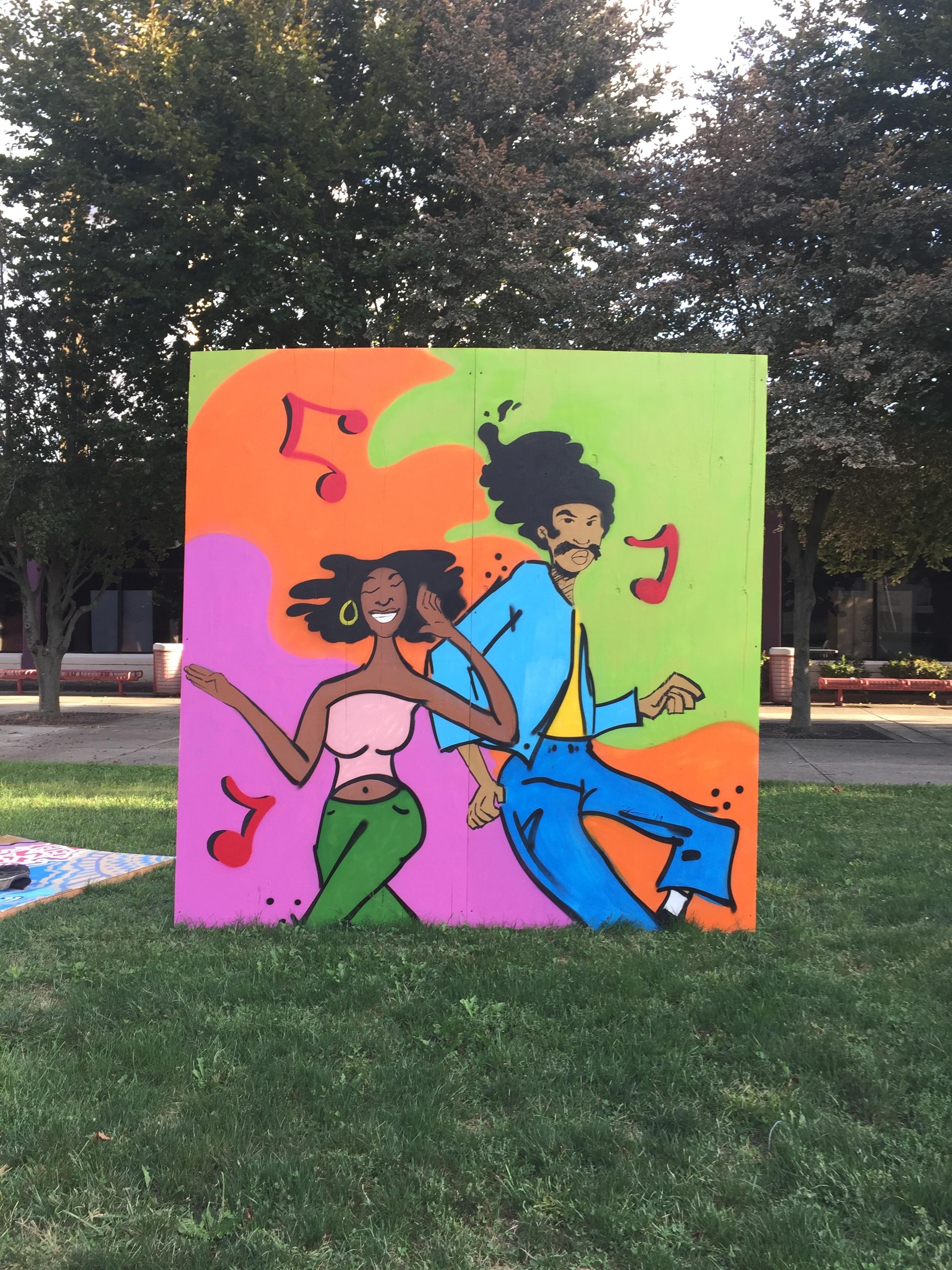 Bronzeville Mural Project