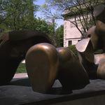 Three Piece Reclining Figure: Draped