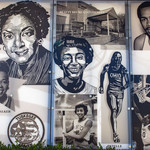 Long Street Cultural Wall