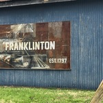 Franklinton, Ohio Landmark mural