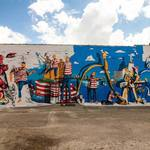 Mural Ensemble (934 Outdoor Gallery)
