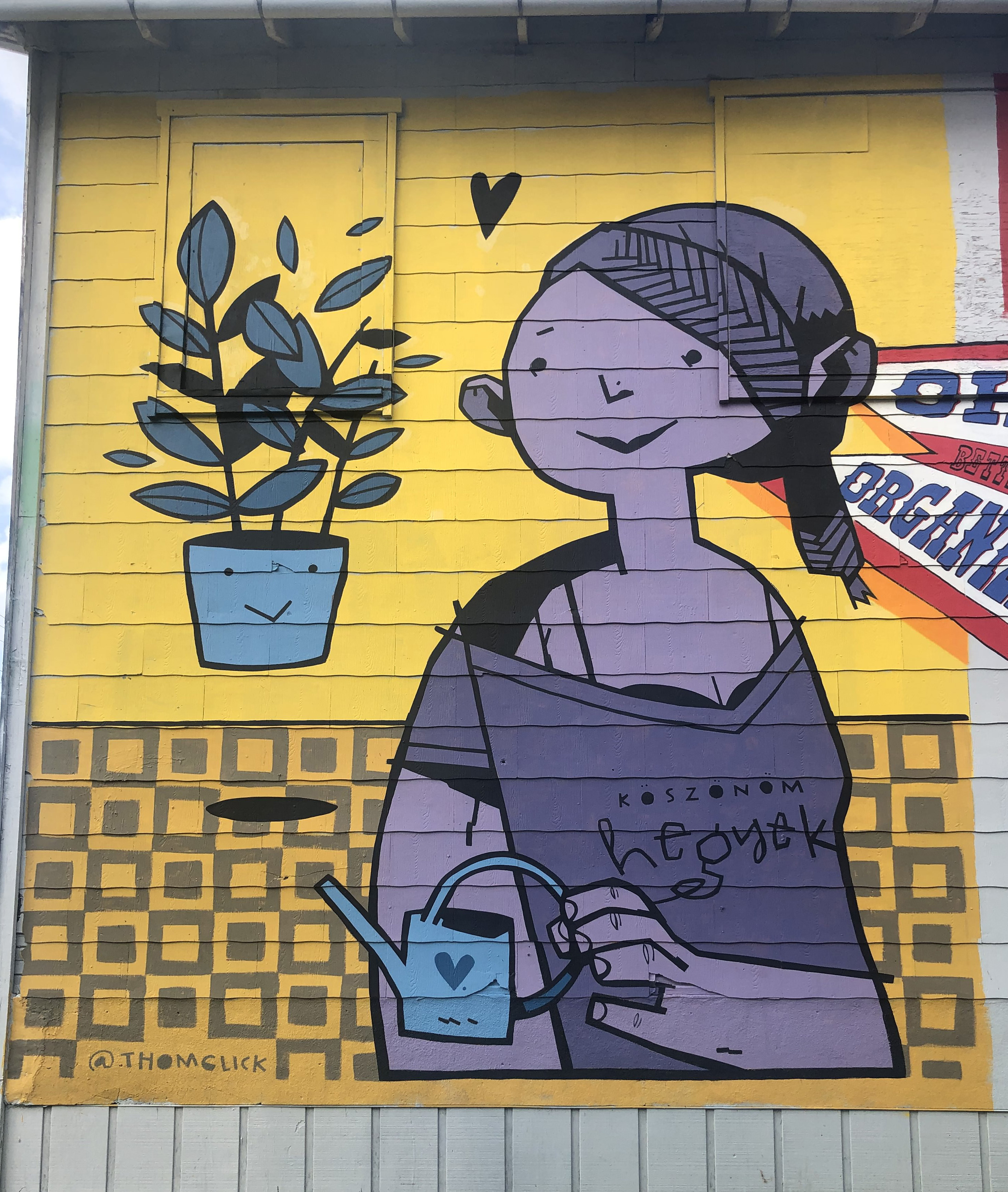 """""""The Curious Case of Zuzana & Robert Plant"""" (934 Outdoor Gallery)"""