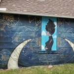 """Retrograde"" (934 Outdoor Gallery)"
