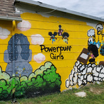 """934 Mural Mentorship Program Group Mural"" (934 Outdoor Gallery)"