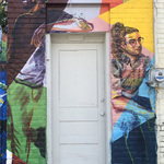 """Ahmed and Max"" (934 Outdoor Gallery)"