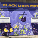"""Blacker Berry"" (934 Outdoor Gallery)"