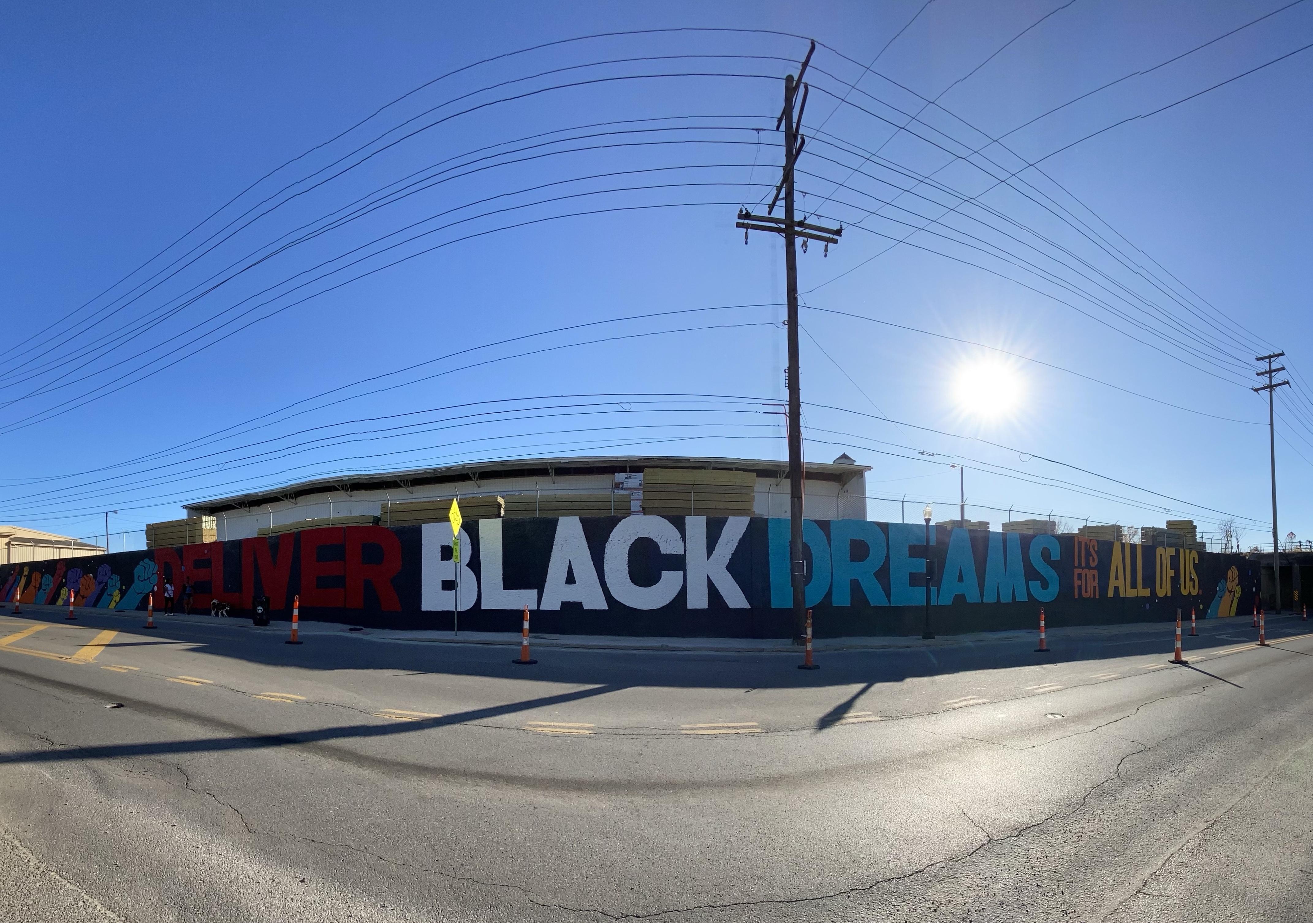 Deliver Black Dreams