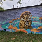 One of the Guys by Jen Wrubleski (934 Outdoor Gallery)