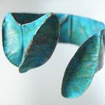 Ann Annie: Green patina tutorial