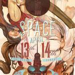 Tom Williams: 2013 S.P.A.C.E. poster
