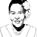 "Fields Of Art: Billie Holiday \""Lady Day\"""