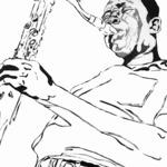 """Fields Of Art: John Coltrane \""""Giant Steps\"""""""
