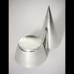 Michael B. Hays: Conical Salt and Pepper Set