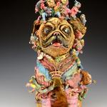 Janis Mars Wunderlich: Mother Pug