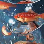 Nicole Vanover: Blue Fish