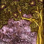 Christine E Miller: Haunted Tree