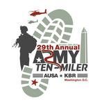 Peter Bell: 2013 Army Ten-Miler Race T-Shirt