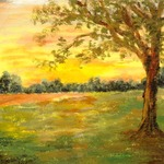 Maria Palmer: Sunset