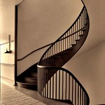 Vince McGuire Images: Stairway in the Big House