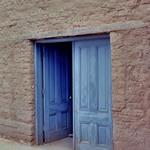 Vince McGuire Images: Blue Museum Door
