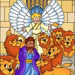 Phillip Martin: Daniel in the Lions' Den