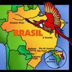 Phillip Martin: Map of Brazil