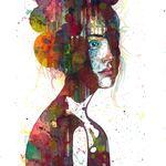 Justin Frehs-Watercolor Artist: Lost_In_Her_Shadow.jpg