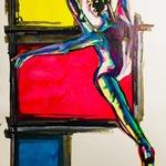 Justin Frehs-Watercolor Artist: La_Bayadere.jpg