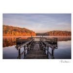 Rose Klockner Photography LLC: Fog_Lifting_Over_Tycoon_Lake.jpg